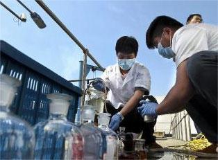 淳化恒兴果汁锅炉检测